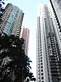 HK Mid-Levels Tregunter Path high rises Oct-2012.JPG