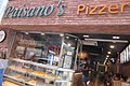 HK TST 加連威老道 Granville Road 華敦大廈 Burlington Arcade sidewalk food shop Paisano's Pizzer June 2017 IX1.jpg
