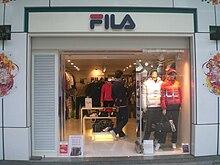 Fila Vintage Clothing Uk