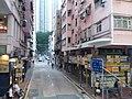 HK tram 7 view 港島東區 Eastern District 西灣河 Sai Wan Ho 筲箕灣道 Shau Kei Wan Road March 2021 SSG 22.jpg