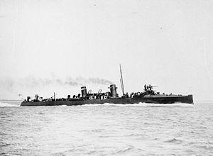 HMS Ardent (1894) - HMS Ardent