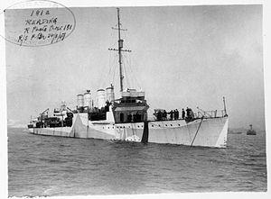 HMS Reading FL3316