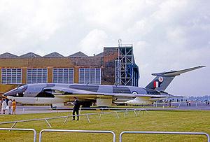 No. 57 Squadron RAF - Victor K.1A tanker of No. 57 Squadron in 1968.