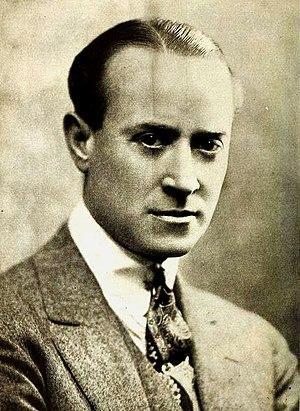 H. B. Warner - in 1919