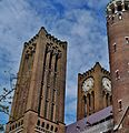 Haarlem Kathedraal Sint Bavo Türme 3.jpg