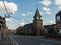 Haccourt, chapelle Saint Nicolas in straatzicht foto6 2014-1019 16.05.jpg