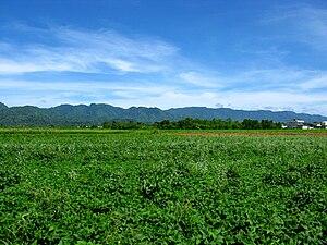 Huadong Valley - Image: Haian Range, Taiwan