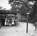 Halte Berlijn van de goudveldentrein tussen Paramaribo en Kabelstation, Bestanddeelnr 252-5988.jpg