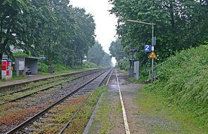 Bahnsteige, 2014