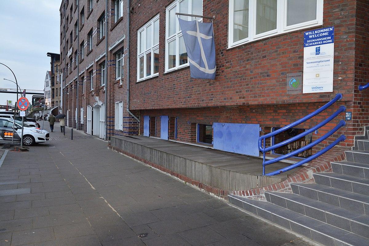 Seemannsmission Hamburg