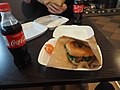 Hamburger at a service station in Kirkenes.jpg