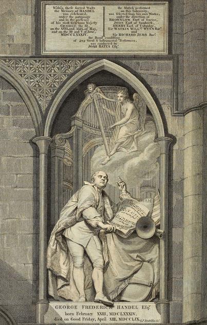 Handel-Westminster