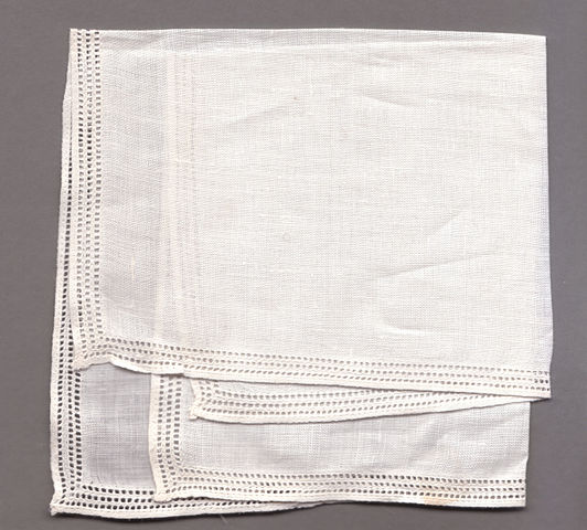 Need a nut milk bag? A cotton or linen handkerchief can work well to strain liquids.
