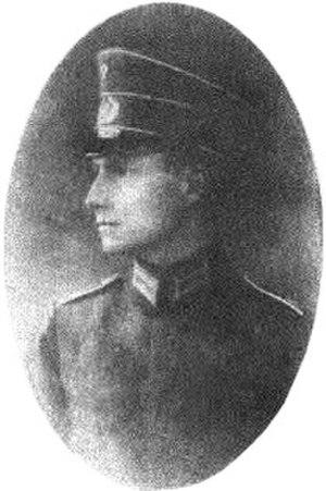 Hans-Jürgen von Blumenthal - Hans-Jürgen von Blumenthal