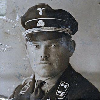 Hans Loritz - SS-Sturmbannführer Hans Loritz (1932/1933)
