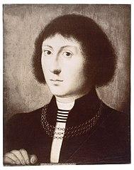 retrat de Juan de Castilla