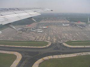 Harbin Taiping International Airport - Image: Harbin Taiping International Airport