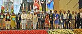 Hardeep Singh Puri along with the Ministers of State for Drinking Water and Sanitation.jpg