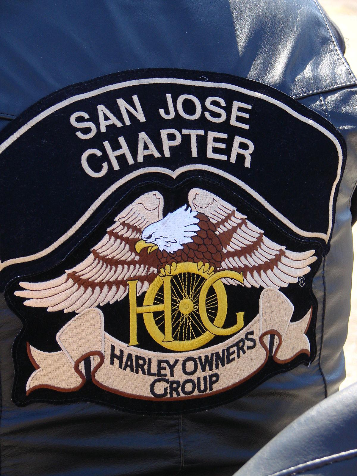San Jose Harley >> File Harley Owners Group San Jose Chapter Jpg Wikimedia