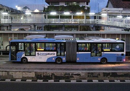 Harmoni Central Busway Transjakarta 4