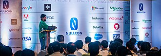 Computer security conference - Haroon Meer, a keynote speaker at nullcon 2018