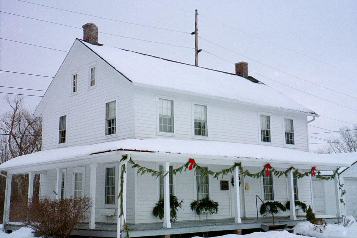 Harriet Tubman Home -