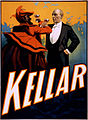 Harry Kellar toasts the Devil, performing arts poster, ca. 1899.jpg