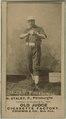 Harry Staley, Pittsburgh Alleghenys, baseball card portrait LCCN2007686945.tif