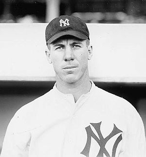 Harry Williams (baseball) - Harry Williams in uniform