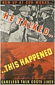 He Talked ... This Happened - Careless Talk Costs Lives Art.IWMPST13907.jpg