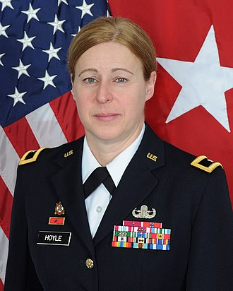 Chief of Ordnance of the United States Army - Image: Heidi J. Hoyle