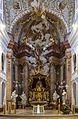 Heiligenkreuz-Gutenbrunn Kirche Hochaltar 01.jpg