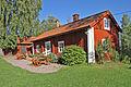 Hembygdsgården, Ekeby by, Vänge socken, Uppland.jpg