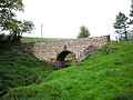 Hen Gill Bridge, near Cononley, Yorkshire - geograph.org.uk - 169291.jpg