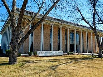 Abbeville, Alabama - Image: Henry County, Alabama Courthouse