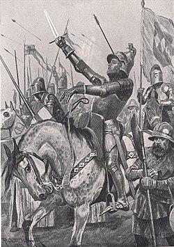 Battle of Shrewsbury - Wikipedia