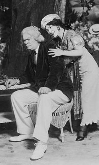 The Firefly (operetta) - Henry Vogel and Emma Trentini in The Firefly (1912)