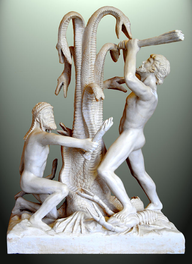 Heracles slaying the Lernean Hydra.jpeg