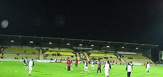 Herman Vanderpoortenstadion - Image: Herman Vanderpoortenstadion