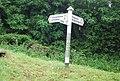 Herring Street signpost - geograph.org.uk - 825806.jpg