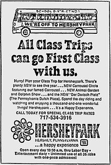 History Of Hersheypark Wikipedia