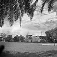 Het Gouvernementspaleis aan het Gouvernementsplein in Paramaribo, Bestanddeelnr 252-6089.jpg