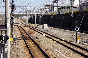 Higashi-Tokorozawa Station - Image: Higashi Tokorozawa Station east 20121026