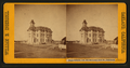 High School, cor. 12th and Market, Oakland, by Ingersoll, William B., 1834-1905.png