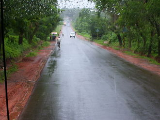National Highway 66 (India) - NH-66 in Karnataka