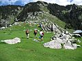 Hiking off to Laka Got from Triund (16285401872).jpg