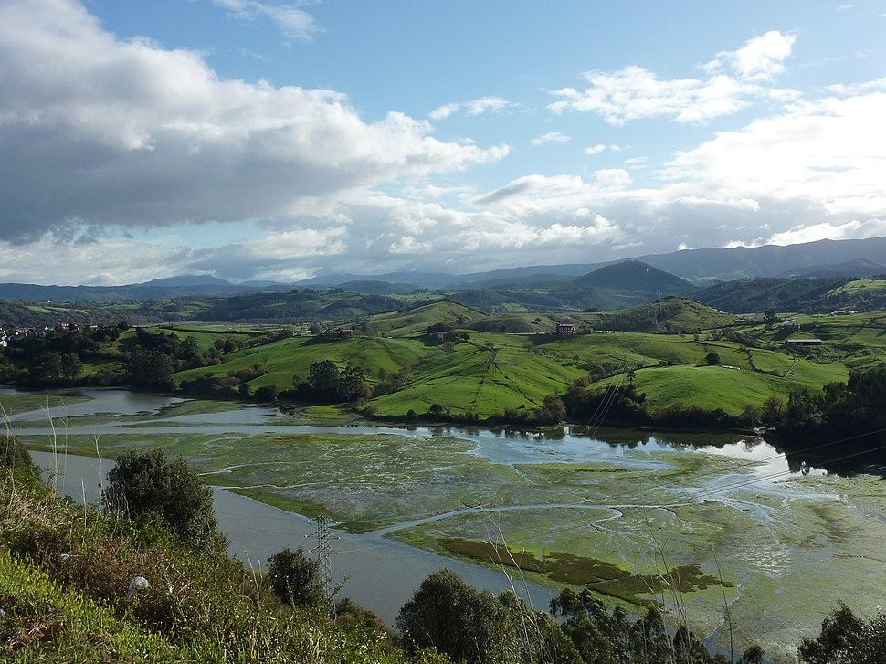 Hills of La Marina (Cantabria)