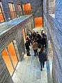 Hilversum-Nieuwjaarsborrel WMNL 2015 bij Beeld en Geluid (45).JPG