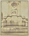 Hippolyte Bayard, La Fontaine des Quatre Evêques- Massilon, Fléchier, Fénelon et Bossuet, Place St. Sulpice, Paris, about 1848.jpg