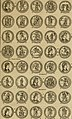 Historia Byzantina duplici commentario illustrata - prior, Familias ac stemmata imperatorum constantinopolianorum, cum eorundem augustorum nomismatibus, and aliquot iconibus - praeterea familias (14581104518).jpg